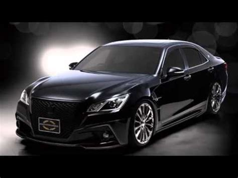 2014 toyota crown wald international edition redesign