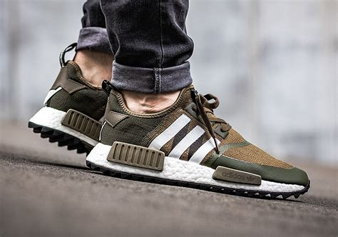 Adidas Nmd R2 Pk Olive Black white mountaineering x adidas nmd r2