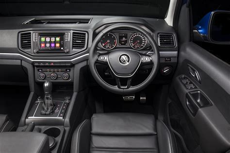 volkswagen amarok interior 2017 volkswagen amarok v6 pricing and specs photos 1 of 7