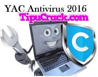 yac antivirus full version yac antivirus 2016 crack serial key for windows 7 8 8