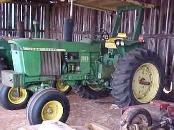 Used Farm Tractors For Sale 3020 John Deere 2004 01 26