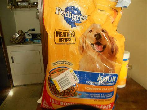 pedigree puppy food reviews pedigree food bad reviews foodfash co