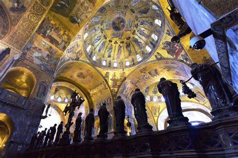 basilica di san marco interno san marco venezia tour prenotazioni biglietti visita