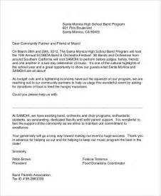 Free Donation Letter Template by Donation Letter 9 Free Sle Exle Formart Free
