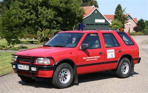 opel frontera engine engines photos opel frontera feuerwehr emlichheim