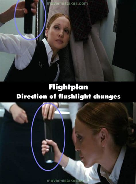 Mistakes On A Plane by Flightplan 2005 Mistakes Goofs And