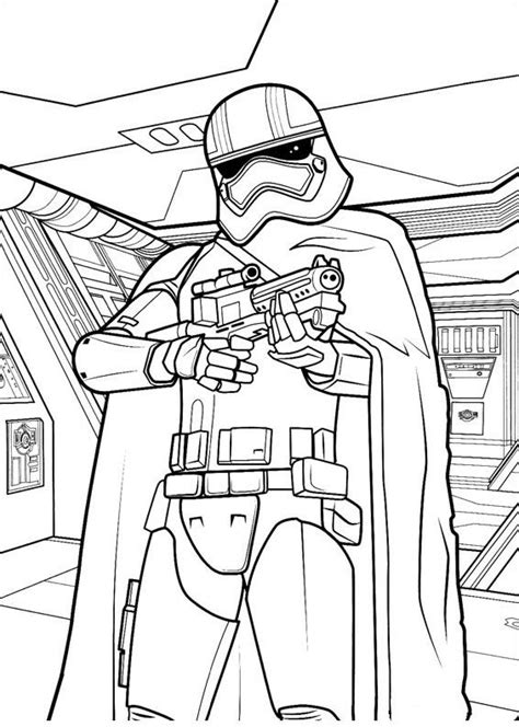 kylo ren and the first order stormtroopers coloring page kids n fun com 21 coloring pages of star wars the force