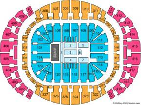 American Airlines Arena Floor Plan View The American Airlines Arena Seating Map Images Frompo