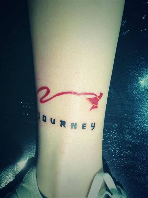 fan art journey tattoo goingsony