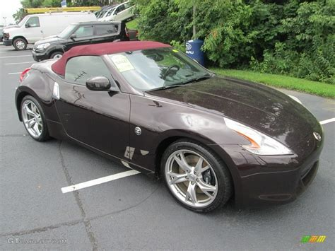 nissan roadster interior 2010 nissan 370z touring roadster exterior photos