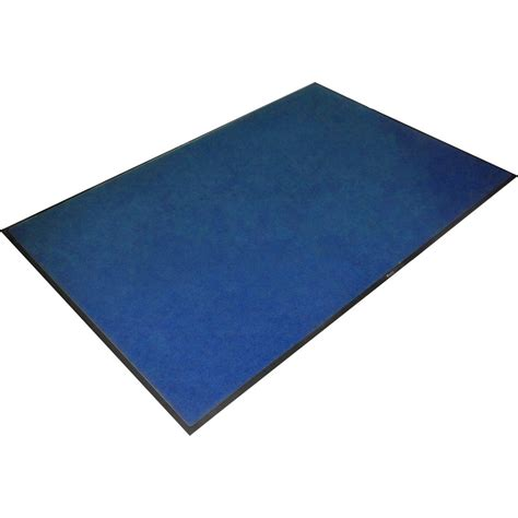 Large Mat by Navy Blue Dirt Trapper Mat Large 6 X4 From Splendid