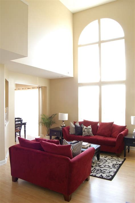 red living rooms red couch living room attractive living room ideas