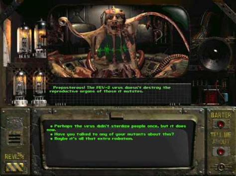 Master A 1 2 End Fallout 1 Ending The Master Kills Himself