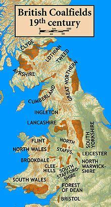 coal mining in the united kingdom wikipedia