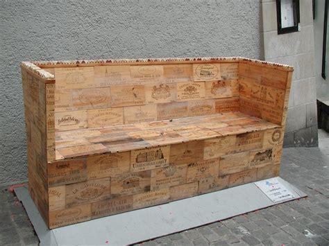 wine bench zurich