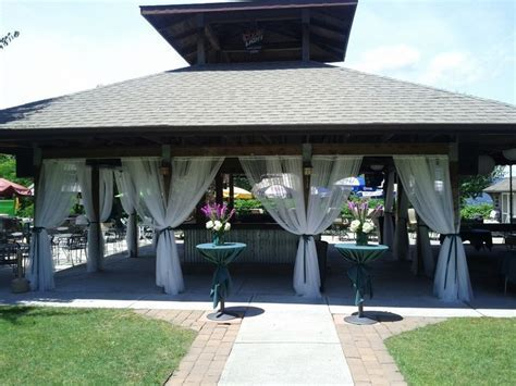Image result for decorating flat ceiling no wall pavillion