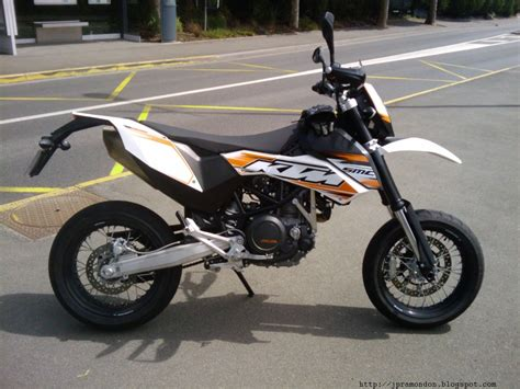 Ktm Smc 690 On Two Wheels Ktm 690 Smc
