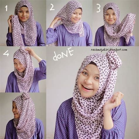 tutorial turban dian pelangi 95 best images about hijab tutorials on pinterest turban