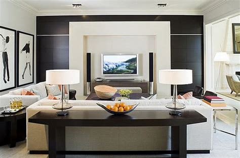 comfortable stylish living room designs with tv ideas