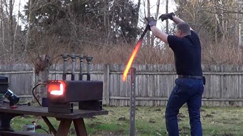 Building A Small Home Forge New Sword Forge