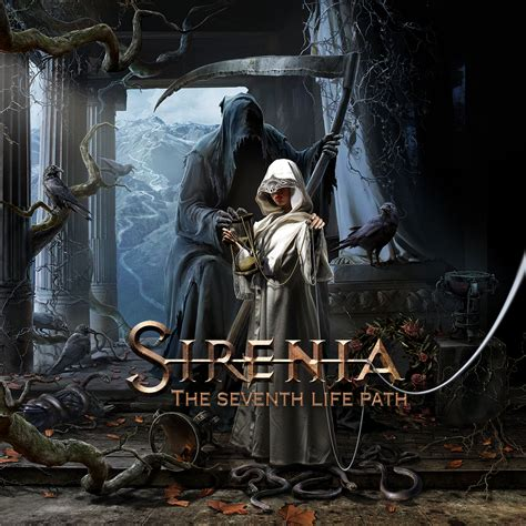 The Seventh sirenia the seventh path review angry metal