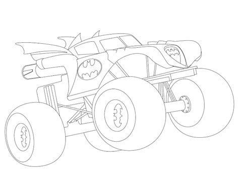 monster truck mater coloring page monster truck coloring pages for boys