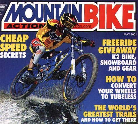 Mba Bike Magazine by Dreamride Mountain Bike