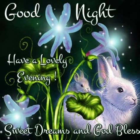 easter evening goodnight a lovely evening pictures photos and