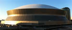 Mercedes Superdome The Bowl S Superdome Stadiafile