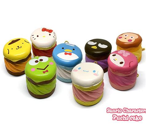 Mini Pink Popop Sheep By Patpatzoo sanrio characters petit cake squishy nic tcp licensed