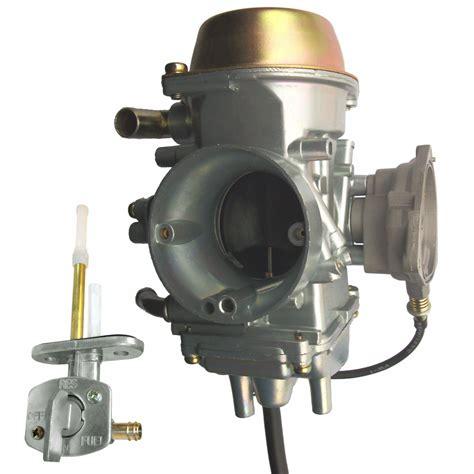 yamaha grizzly  carburetor  fuel gas petcock valve fuel filter walmartcom