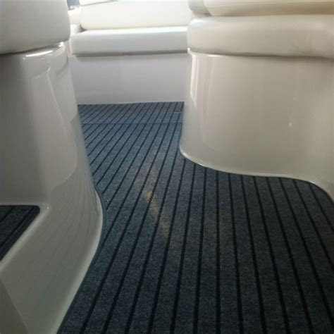 boat carpet alternatives alternate flooring idea pontoon boat pinterest