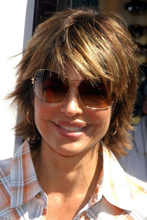 Medium Hairstyles For 50 With Glasses by Haircuts For 50 With Glasses Image