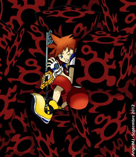 kingdom hearts re coded kingdom hearts re coded sora and the bugs by angelmj on