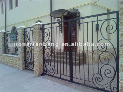 gate house designs steel gate design philippines