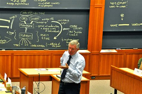 Global Perspective Outcomes Mba Harvard by Sir Alex Leads The Way Harvard Gazette
