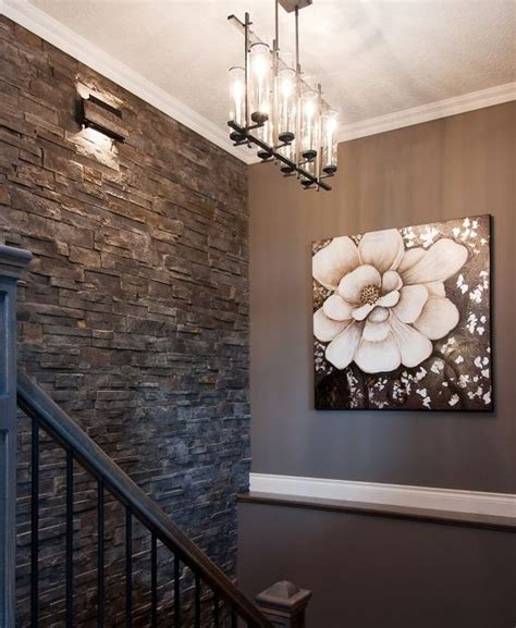 faux walls ideas 31 stone accent wall ideas for various rooms digsdigs