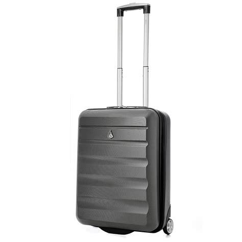 cabin luggage aerolite 55x40x20cm ryanair cabin max shell 2 wheel