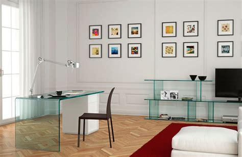 escritorios para hogar escritorios de cristal para oficinas y el hogar mazoti
