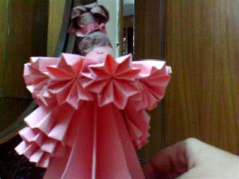 How To Make Origami Dolls - origami paper doll vak