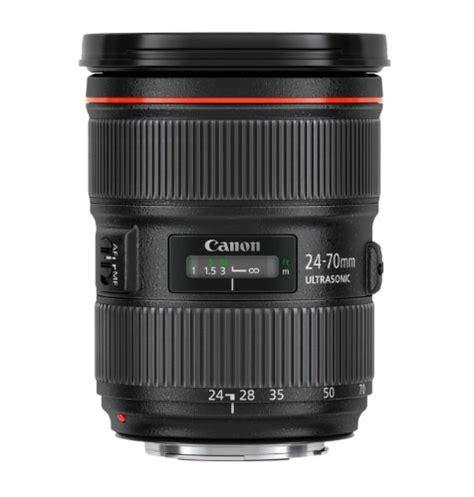 Canon Ef 24 70mm 24 70 Mm F28l Ii Usm Like New In Box Second canon ef 24 70mm f 2 8l ii usm standard zoom lens import it all