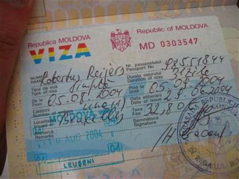 Invitation Letter For Moldova Visa Visa Support Invitation Letters And Registration In Moldova