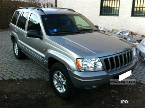 Jeep G 2000 Jeep G 4 7 Limited Auto Car Photo And Specs