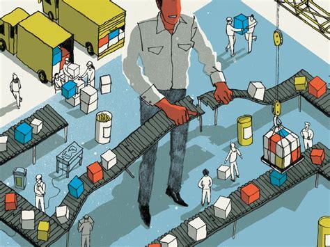 Gamis Allani building the supply chain of the future mckinsey company