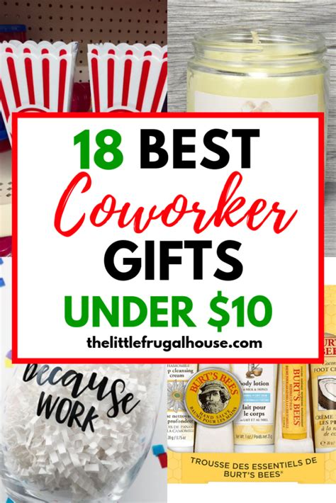 christmas gift for coworkers under 10 18 gifts for coworkers 10 the frugal house