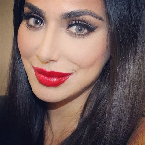 Makeup Huda huda kattan hair makeup ps