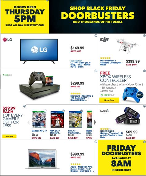 black friday best buy deals best buy black friday 2017 ad deals funtober