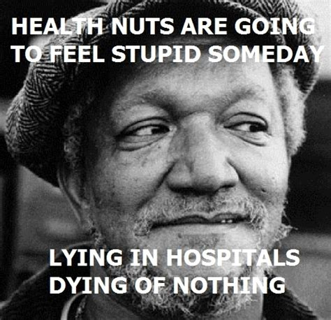 lost a good one when redd foxx died meme guy