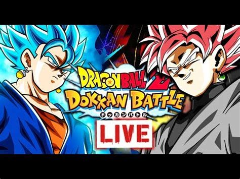 dokkan battle jp!! lets talk new rose and new vegito blue