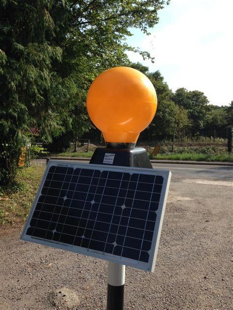 Solar Powered Sign Light Solar Powered Sign Light Unit Furnishings Esi